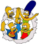 The Simpsons PNG Image icon png