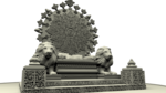 Throne PNG Photo icon png