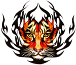 Tiger Tattoos PNG Transparent Image icon png