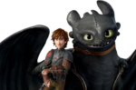 Toothless PNG Clipart Background icon png