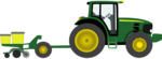 Tractor PNG Transparent Image icon png