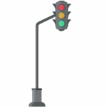 Traffic Light PNG Image icon png