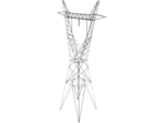 Transmission Tower PNG Transparent Image icon png