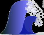 Tsunami PNG File icon png