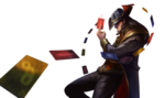 Twisted Fate PNG Picture icon png