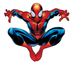 Ultimate Spiderman Transparent PNG icon png