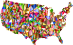 Vibrant Colors Transparent Background icon png
