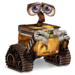Wall-E PNG Free Download icon png