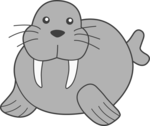 Walrus PNG Image icon png