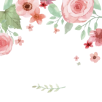 Watercolor Flowers PNG Image Free Download icon png
