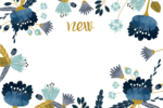 Watercolor Flowers PNG Transparent Photo icon png