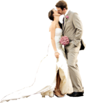 Wedding Couple PNG Clipart icon png