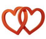 Wedding Heart PNG File icon png