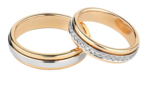 Wedding Ring PNG Transparent Image icon png