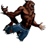 Werewolf PNG File icon png