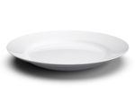 White Plate Transparent PNG icon png