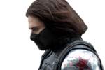 Winter Soldier Bucky PNG Pic icon png