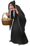 Witch Transparent Background icon png