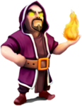Wizard PNG HD icon png