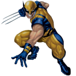 Wolverine Transparent Background icon png