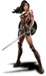 Woman Warrior PNG Image icon png