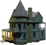 Wooden House PNG Transparent icon png