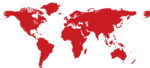 World Map PNG Image icon png
